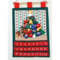 Teddies Advent Calendar